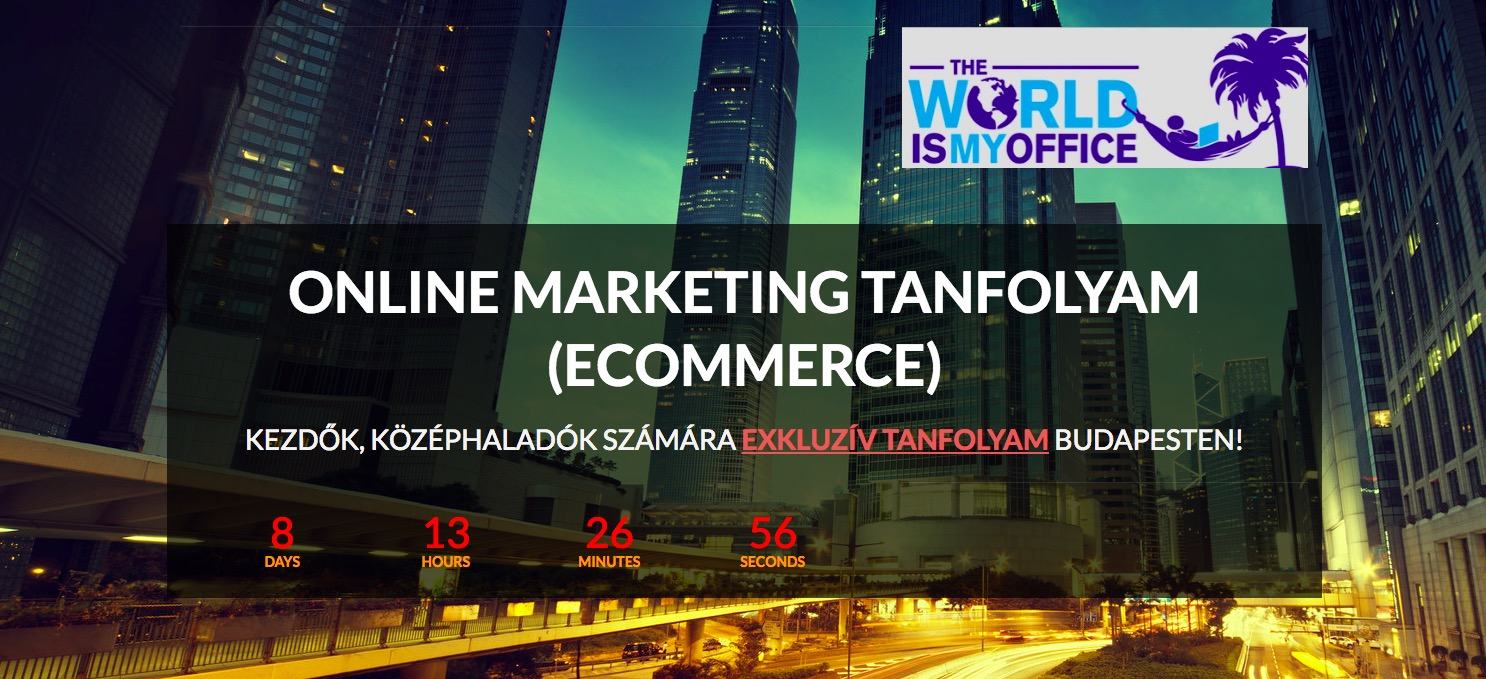 online marketing tanfolyam